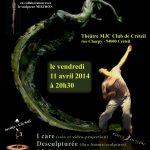 Radionista // Programme et invitation (Représentation à Créteil)