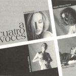 A Cuatro Voces // Programme et revue de presse